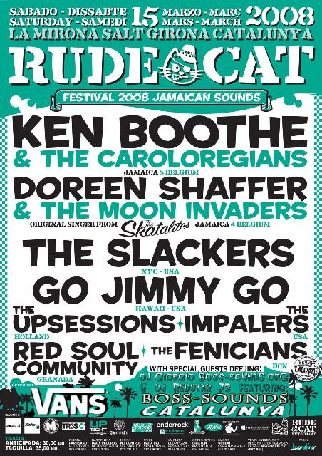 Rude Cat Festival2008